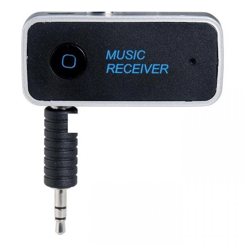 Jual Car Audio Bluetooth Music Receiver Handsfree - BT510 Hitam - ABC Indonesia | Tokopedia
