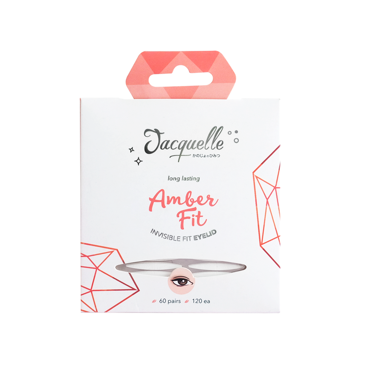Jacquelle Invisible Fit Eyelid Amber Fit thumbnail