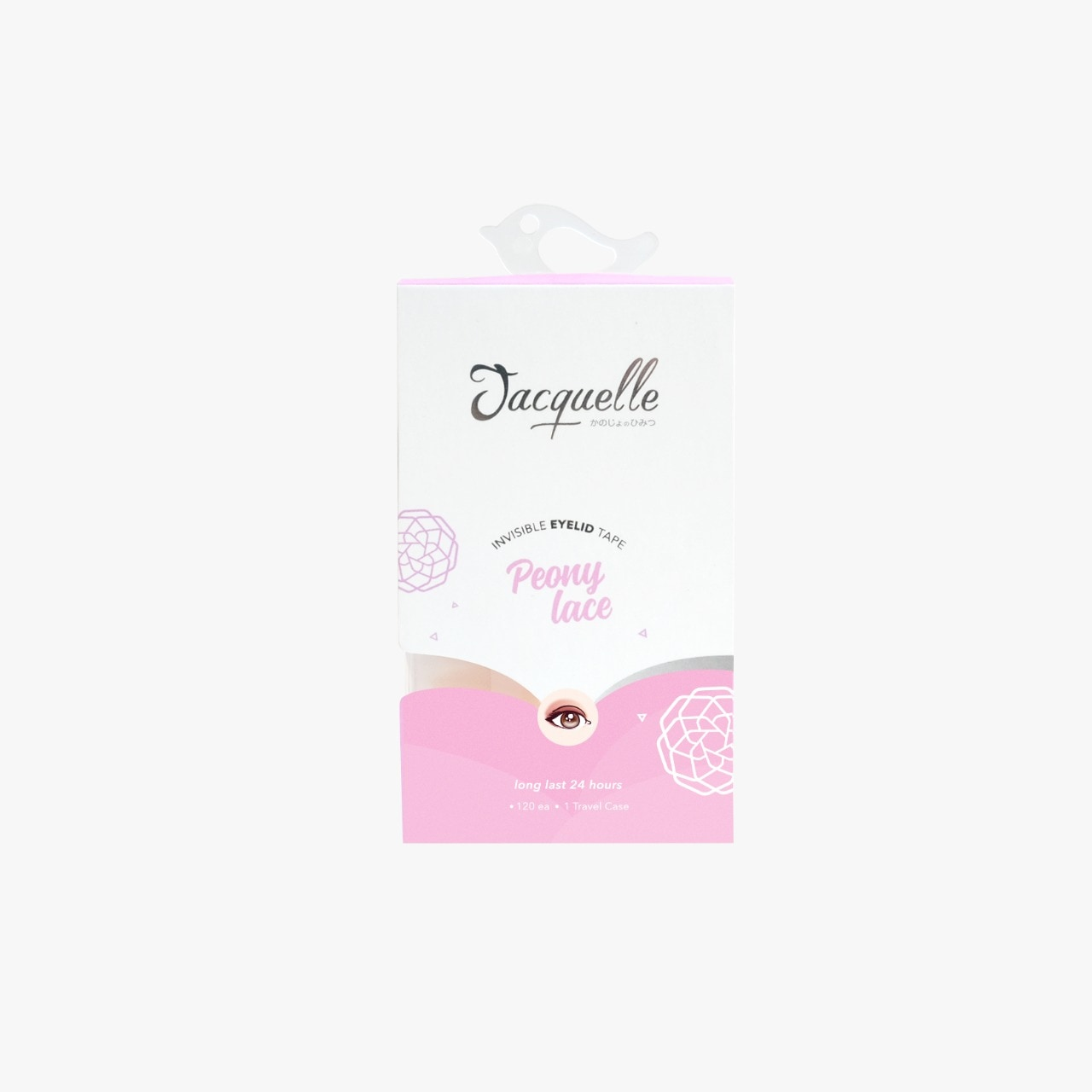 Jacquelle Invisible Eyelid Tape Lace Peony Lace - Peony Lace thumbnail