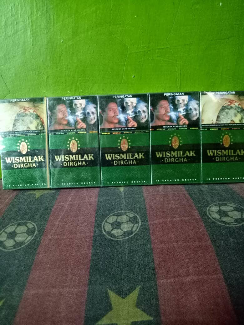Jual Wismilak Dirgha Miracle Collection 69 Tokopedia