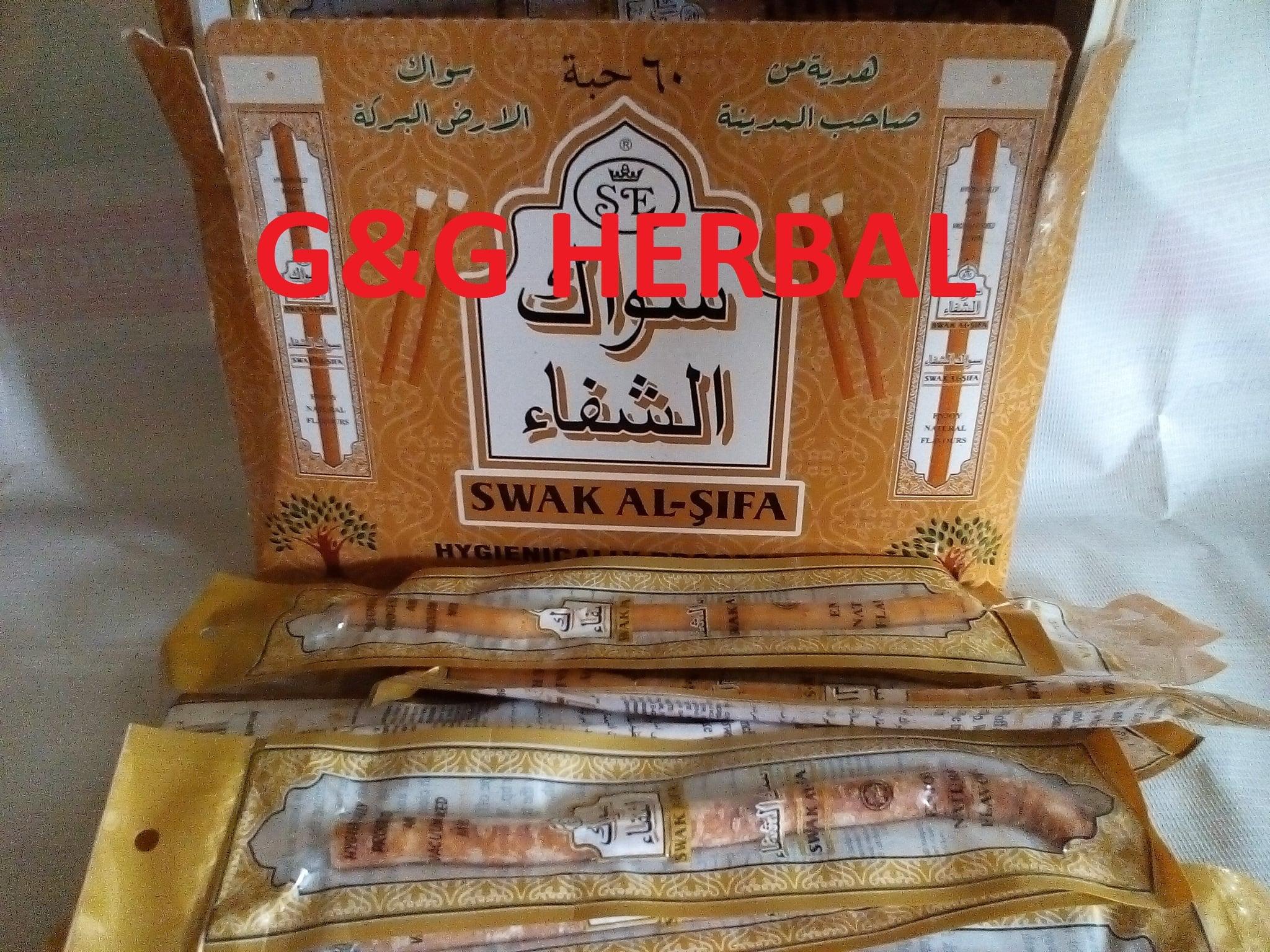 Jual Siwak Kayu Gg Herbal Tasikmalaya Tokopedia 5 Batang