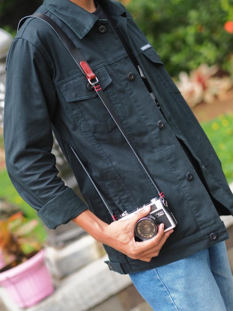Tali Kamera / Neck Strap Camera / Strap Camera / Leather Strap - Blanja.com