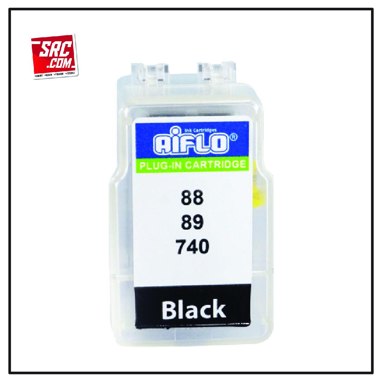 Jual Aiflo Plug In 740 Black Smart Cartridge Printer Inkjet Mg2170 Toner Bekas Brother Tn 2356 E500