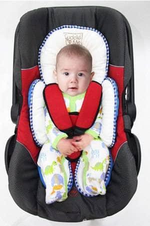 harga [promo] Cuddleme Seat Pad Alas Stroller Carseat | Baby Car Seat Cuddle Me Seatpad Alas Duduk Bayi Blanja.com