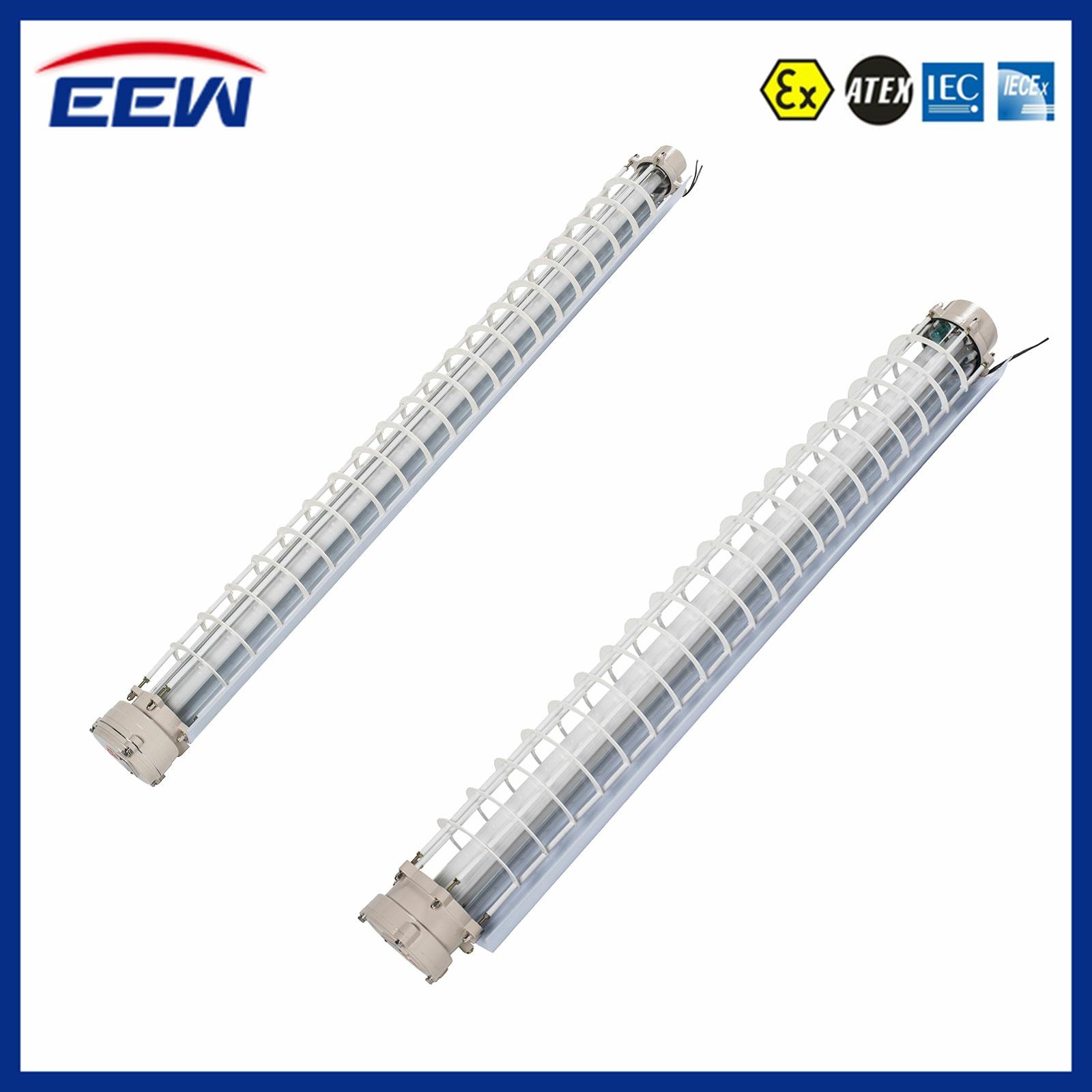 Lampu Neon / TL Explosion Proof Fluorescent Light 1x18W LED BPY HRLM