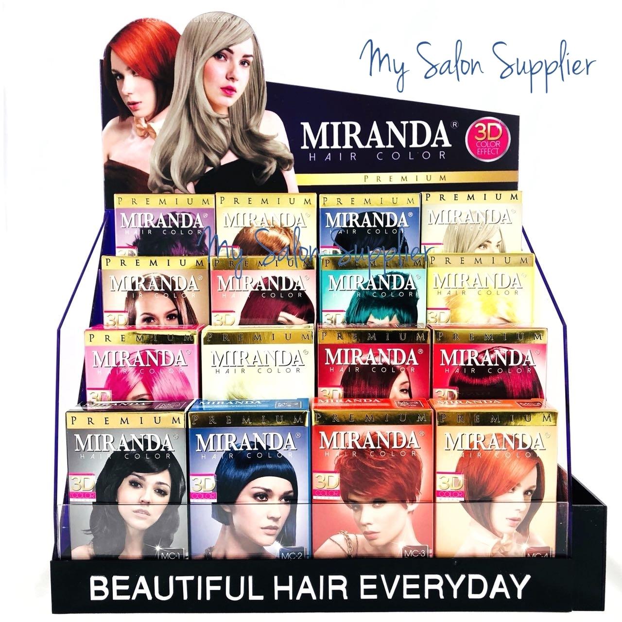 Jual Miranda Hair Color KECIL   Cat Rambut   Bleaching KECIL - My ... 5ce79bdc3e