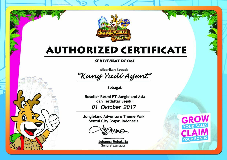 Jual Tiket Jungle Land Jungleland Kang Yadi Agent Tokopedia Sentul