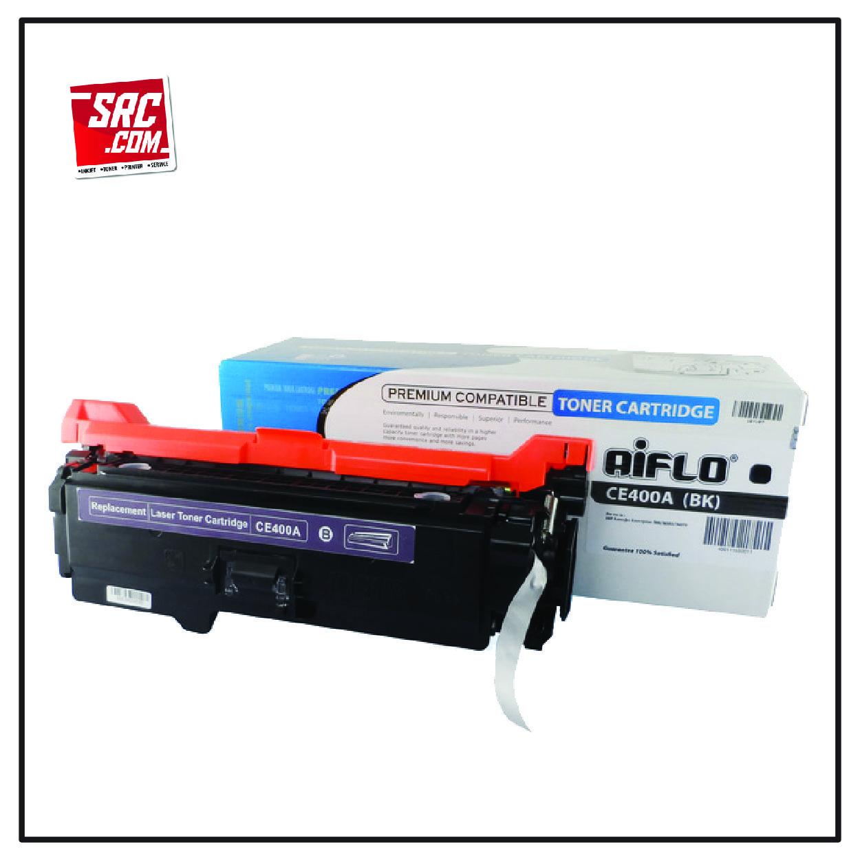 Jual Toner Hp 507a Black Ce400a Compatible Cartridge Aiflo Plug In 810 Smart Printer Inkjet Ip2770mp237