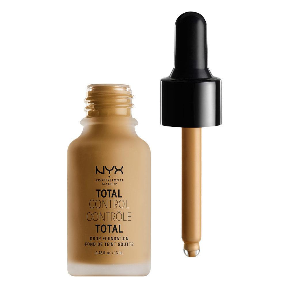 Jual Alas Bedak Liquid Nyx Total Control Drop Foundation Asli Tcash Baru Butter Gloss Original