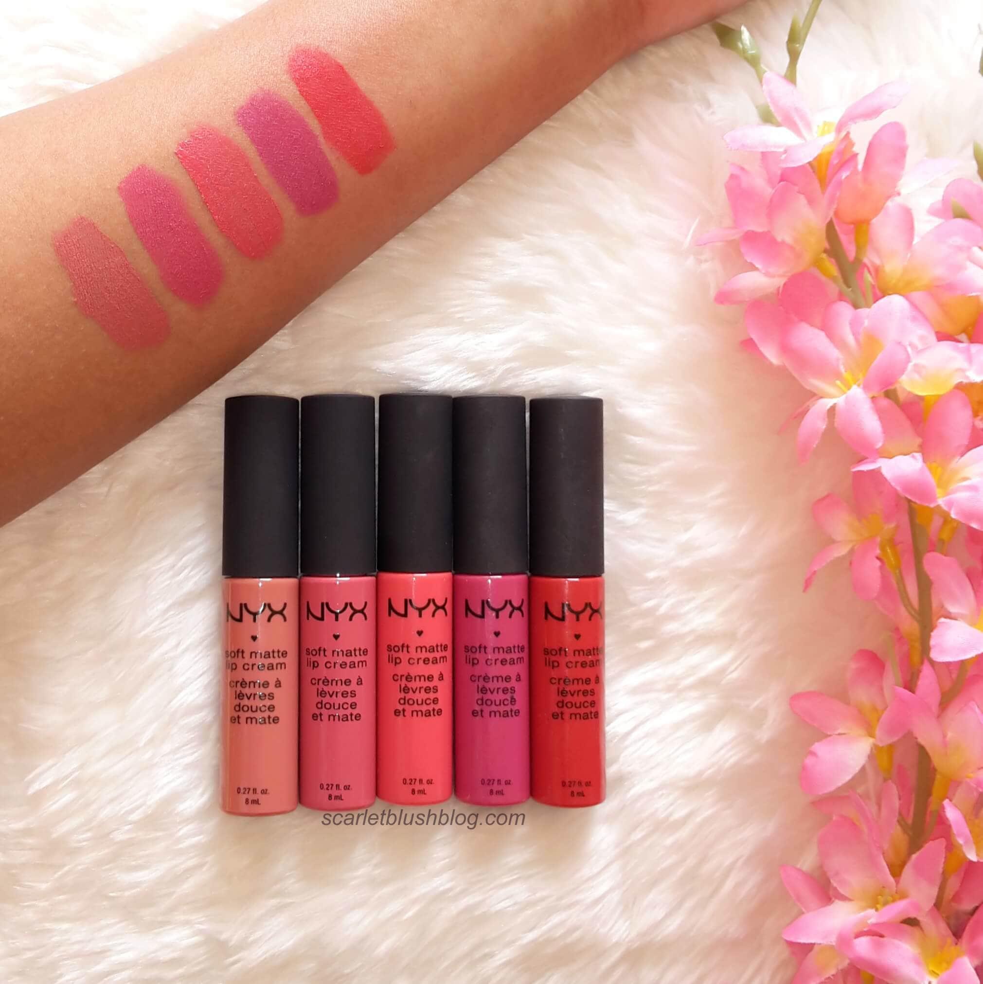 Jual Lipstik Nyx Soft Matte Lipcream Lipstick Lip Stick Stik Asli Tcash Baru Butter Gloss Original