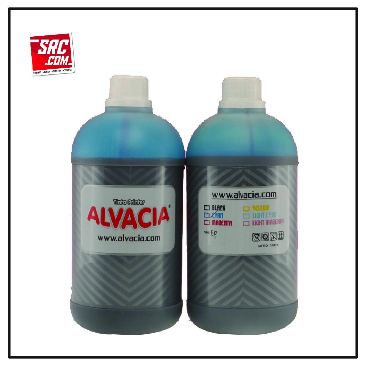 Jual Tinta Epson Alvacia 1 Liter Cyan Head Cleaner Cairan Pembersih Original 100ml