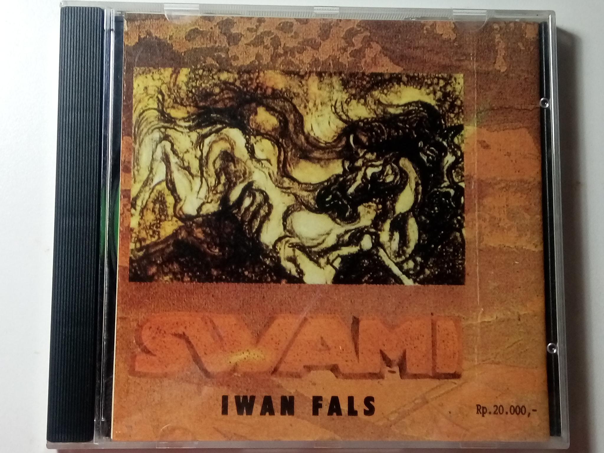 Murah cd original swami iwan fals hio