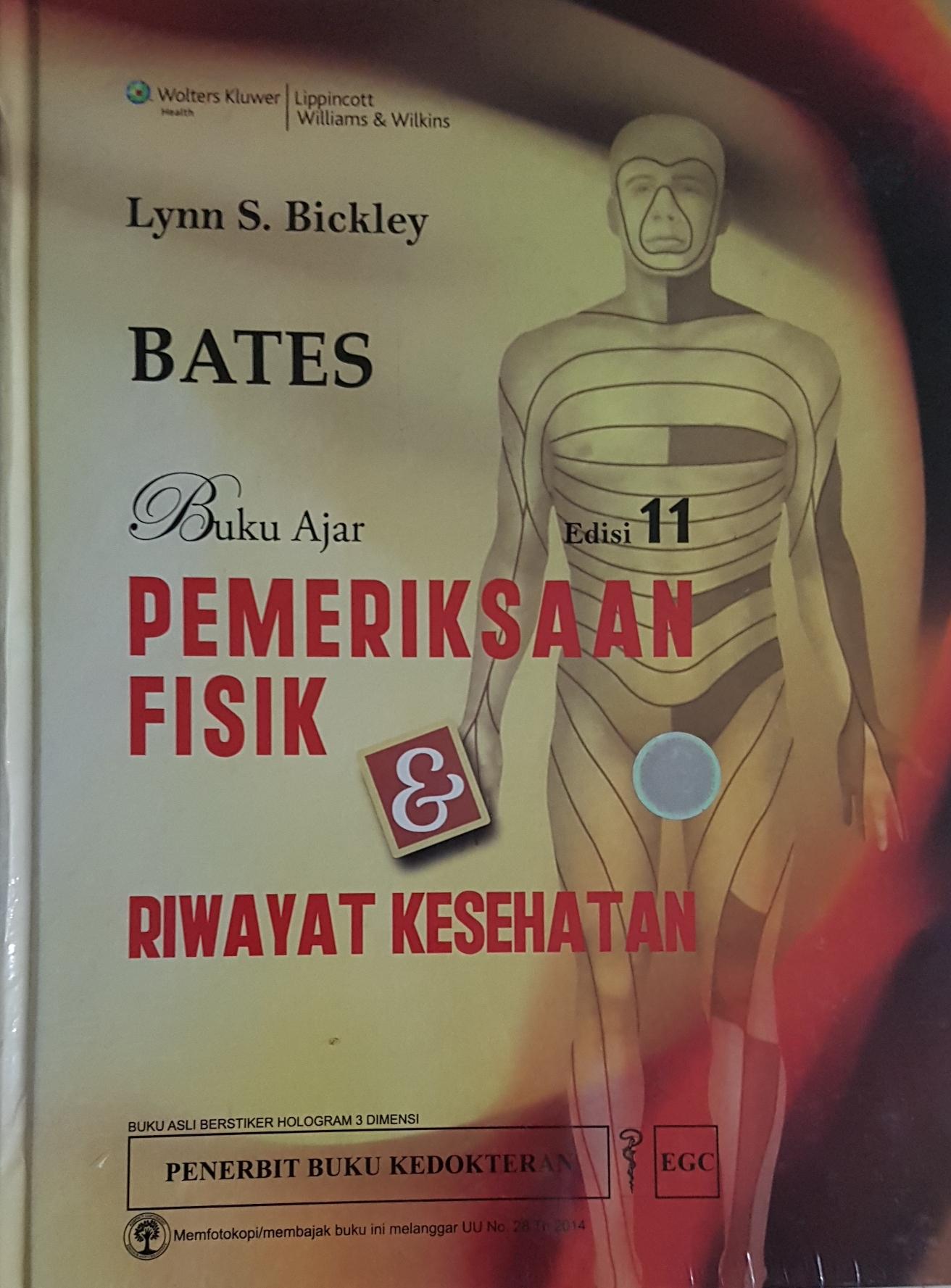 [ORIGINAL] Bates Buku Ajar Pemeriksaan Fisik \u0026 Riwayat Kesehatan 11e