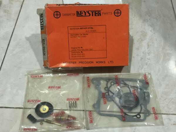 Jual Repair Kit Set Karburator Honda Accord Prestige 86 89 Kota Surabaya Bobs Market Tokopedia
