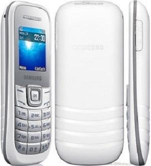 Jual Samsung Handphone Gt E1205y Hitam Gt E1205t Putih Blanja Com