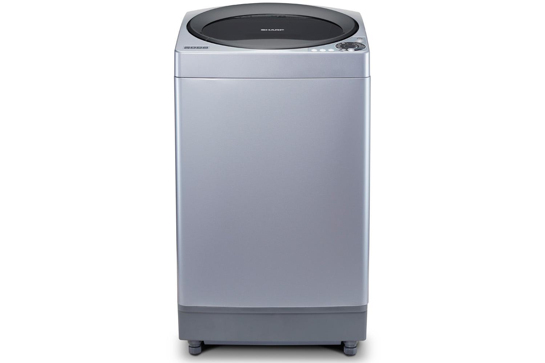 Sharp Mesin Cuci 10kg ES-M1008T-SA Top Loading