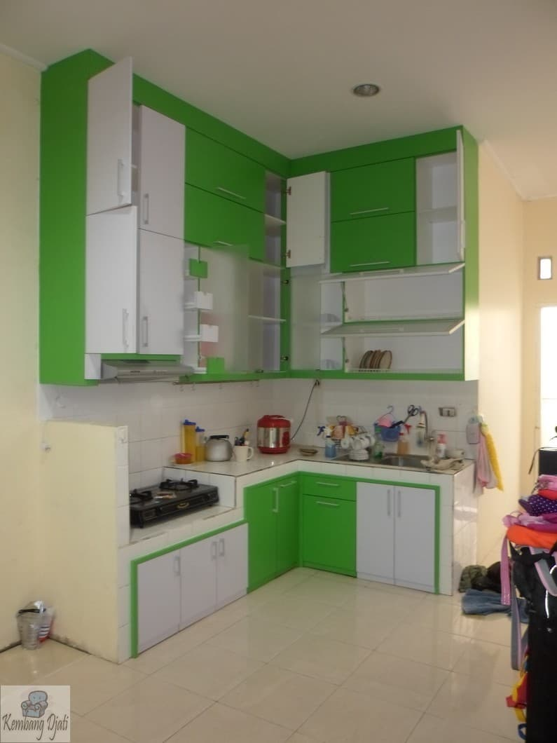 Cheap Kitchen Set Manufacturing Services In Semarang