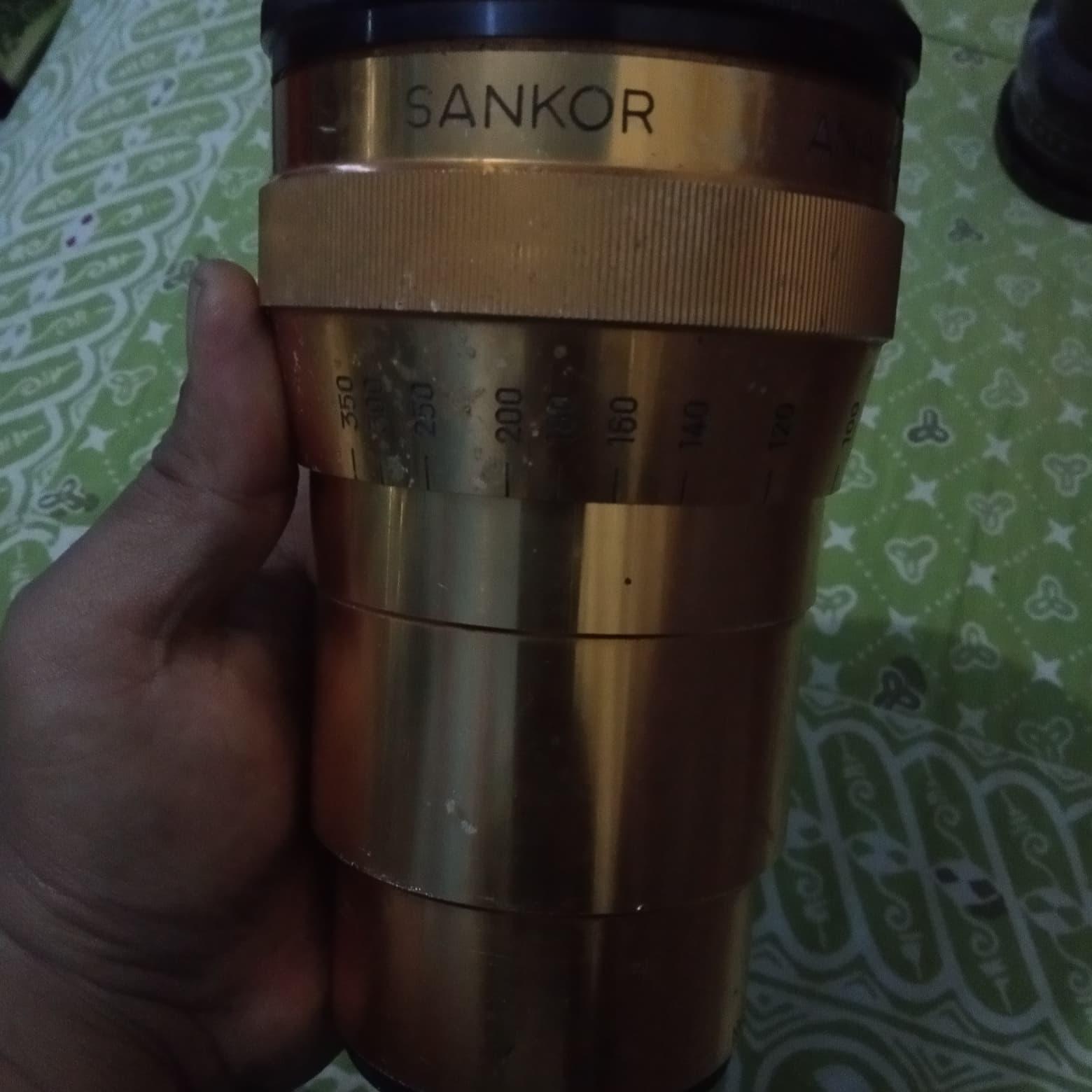Jual lensa sankor anamorphic - Kota Malang - freedom88