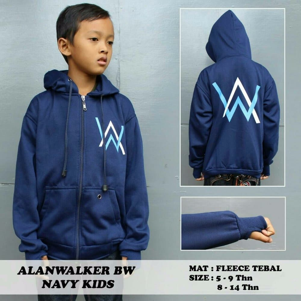 MURAH Grosir murah sweater alan walker anak anak 03c1120949