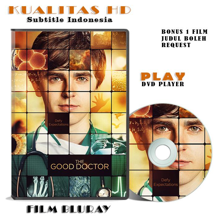 Jual DVD Serial Barat The Good Doctor Season 1 HD Play DVD Player - Kota  Makassar - Film Bluray | Tokopedia