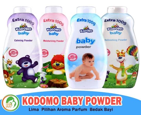 Jual Kodomo Baby Powder 300 + 100 gr - Bedak Bayi - LIBABY STORE | Tokopedia