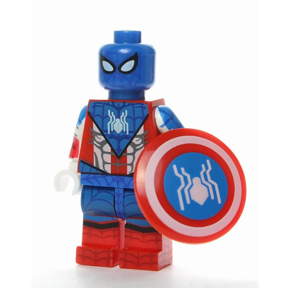 885e2f69393 BELI DECOOL MINIFIGURE SPIDERMAN 0277