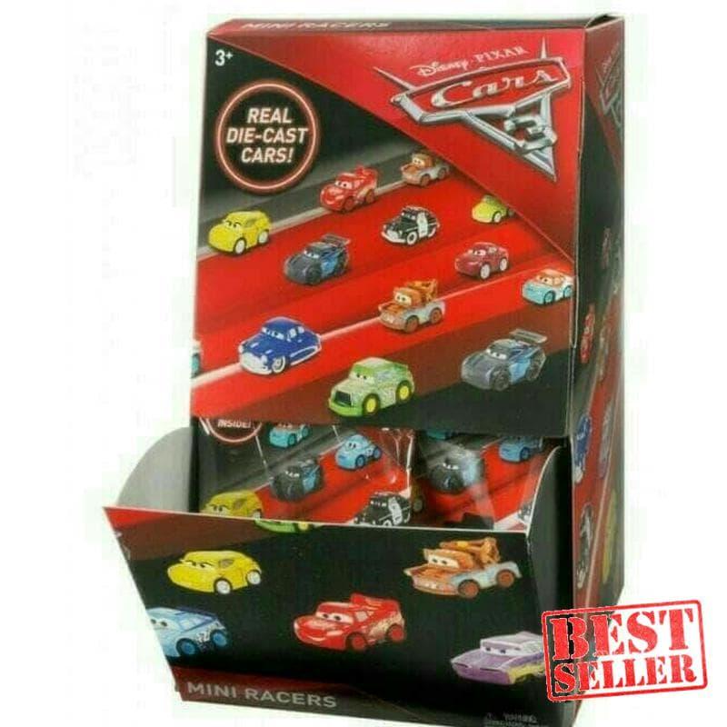 PENAWARAN Murah - Ori Mattel Diecast Disney Pixar Cars 3 Blind Bag Mini Racers