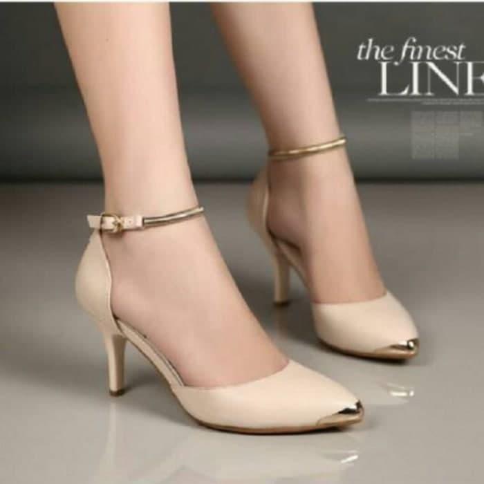 Sepatu wanita Kerja Cewek Perempuan Hak tinggi High heels ,Pesta