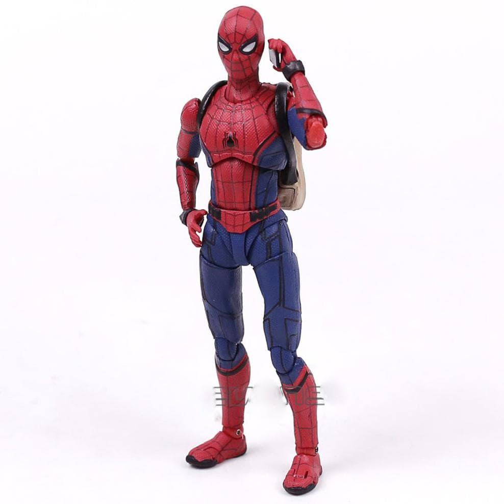 MURAH Action figure spiderman SHFiguart Spiderman Action Figure 98f27f2c1f