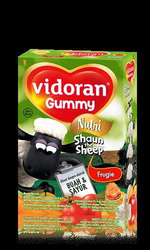 VIDORAN GUMMY FRUGIE