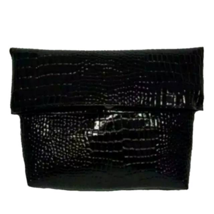 Clutch tas pesta crocodile LIPAT BUAYA hand bag wanita tangan simple b990404039