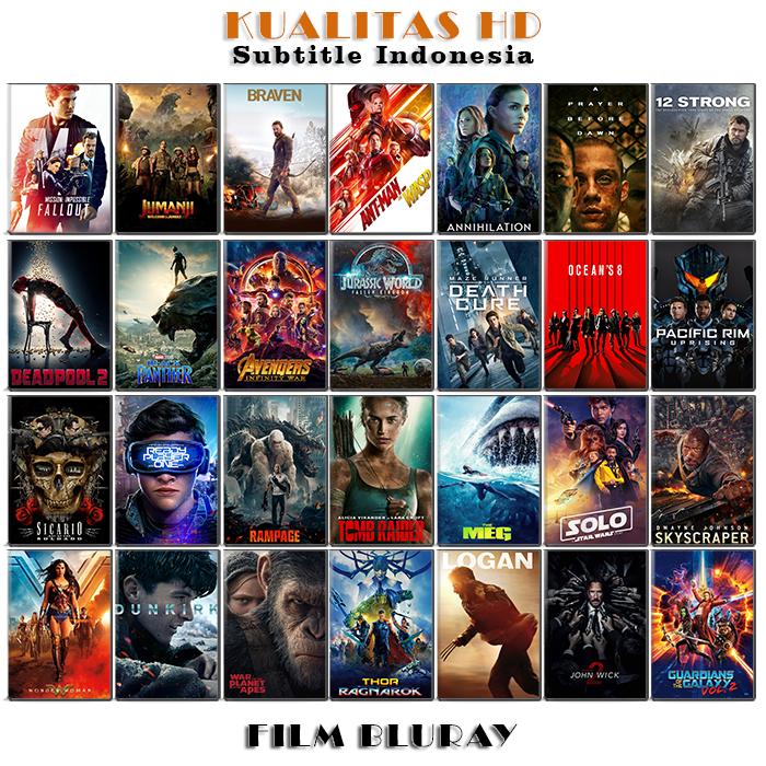Jual DVD Request Film Box Office Movies FHD 1080P - Kota Makassar - Film  Bluray | Tokopedia