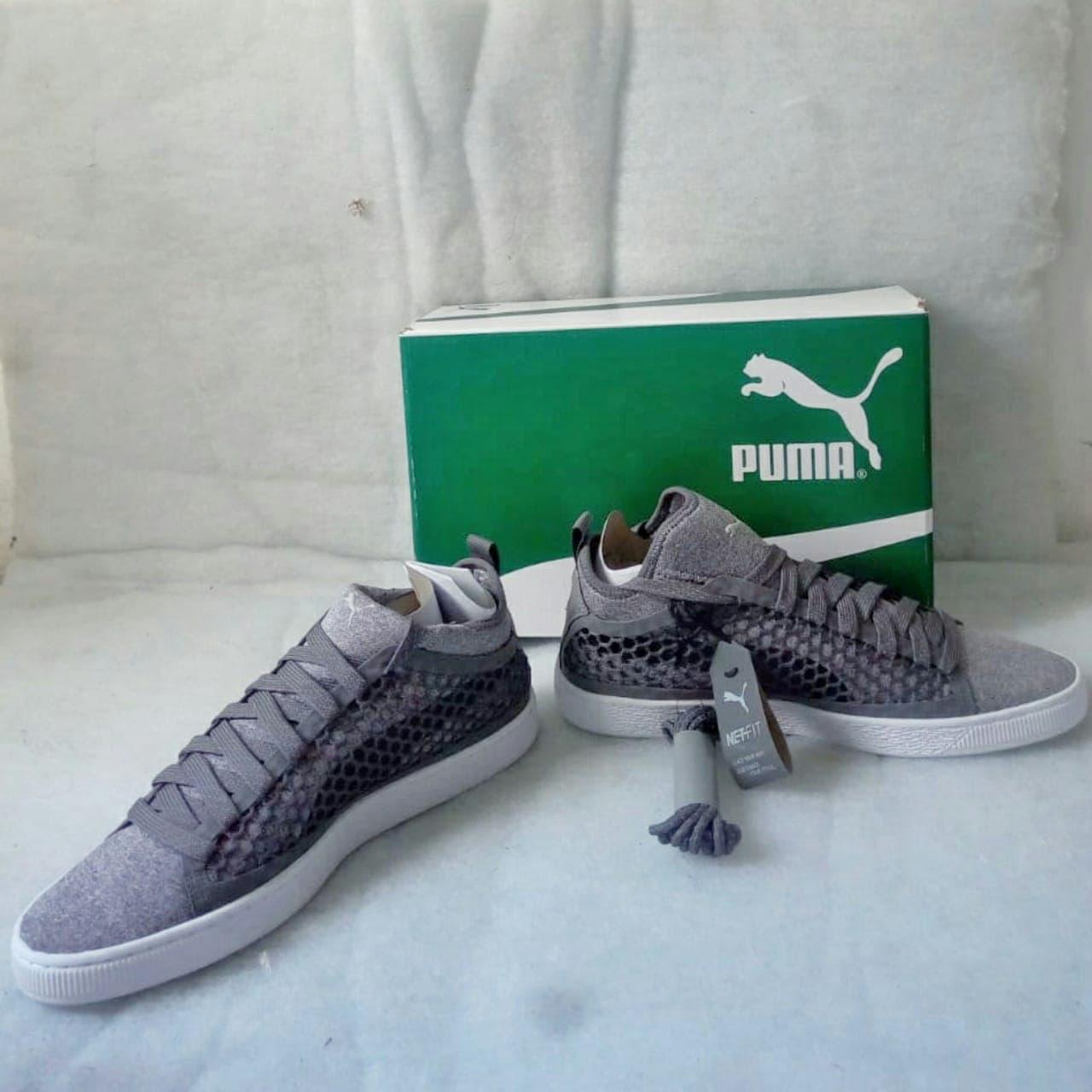 Sepatu Basket Puma Basket Classic Net Original BNIB for men size 41 ... d433f22db5