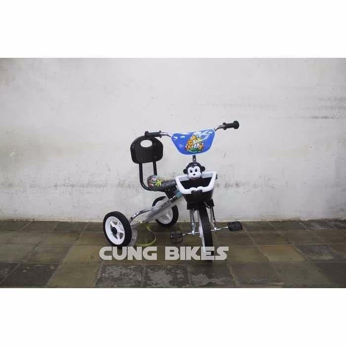 MURAH PROMO Sepeda Roda Tiga Anak Tricycle PMB 919 43356b24e9