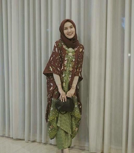 Jual Gaun Pesta Batik Wanita Elsa Clothing El 93 Ersalid Tokopedia