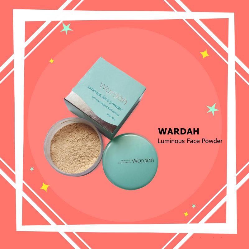 Jual Wardah Everyday Luminous Face Powder 30g5/ Bedak tabur - Kiyomi Store | Tokopedia