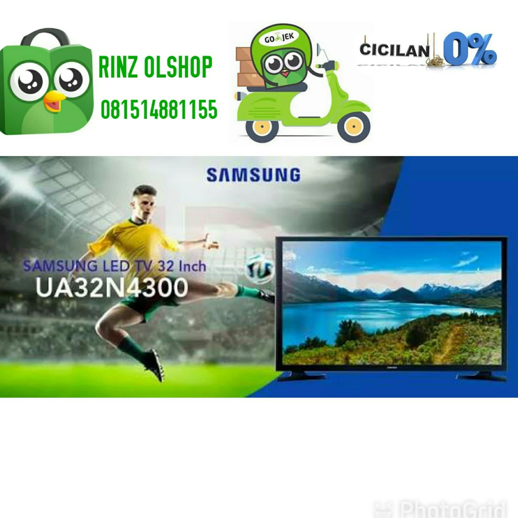 Jual Deals On Samsung 32 Inch Full Hd Flat Led Standard Tv Ua32k4000