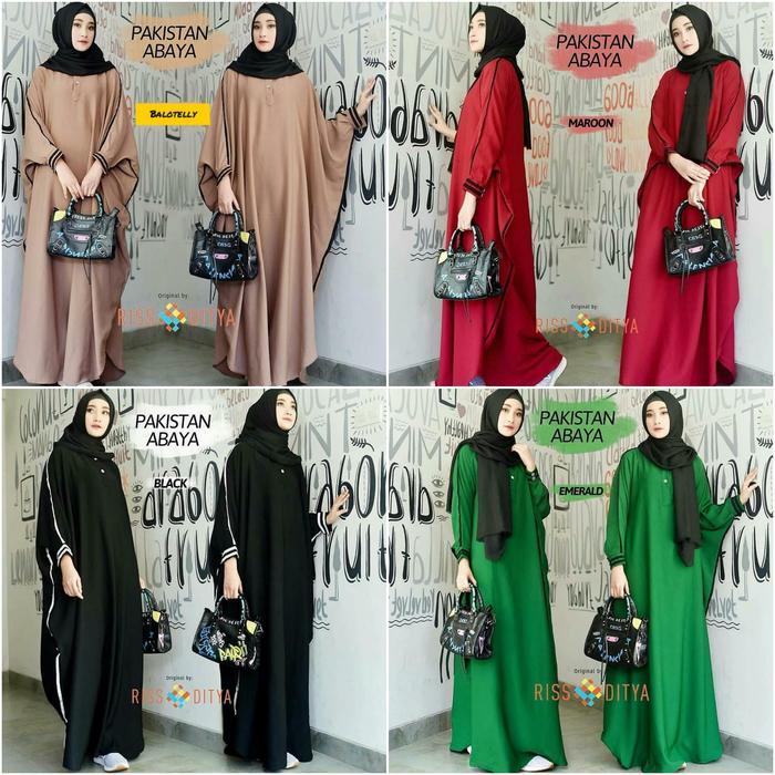 Hot Desember H7m0 Baju Ibu Hamil Model Pakistan Abaya Dres Moderen M6i7 74e7905343