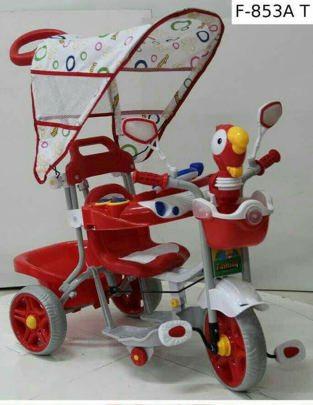 MURAH Sepeda Anak Roda Tiga Family Rio New 865e995823