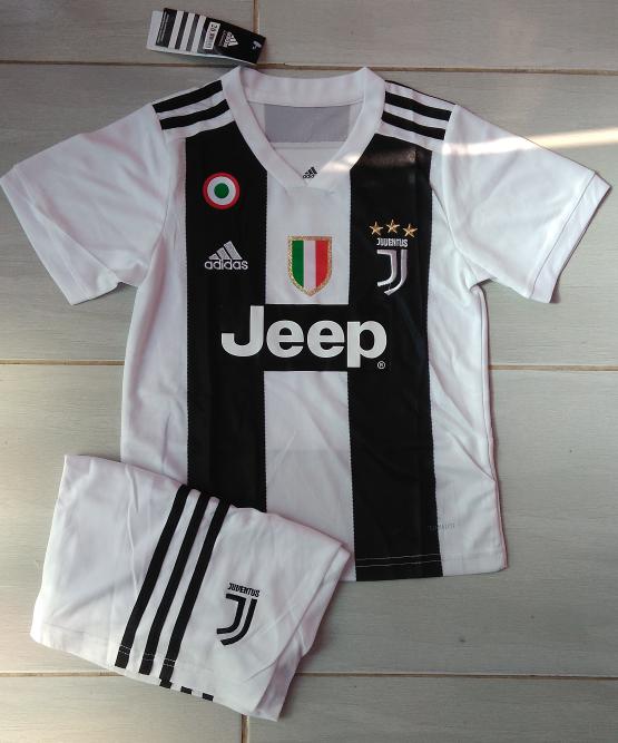 6b7fe2bc3 Jual Jersey Juventus 2018-2019 Anak Kids Home dan 3rd - gocabOL ...
