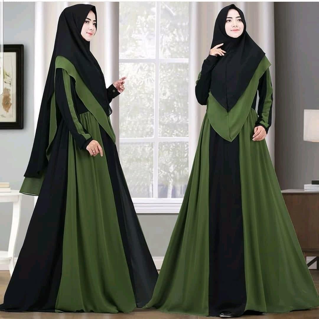 Jual syar i. busana muslim. baju muslim. hijab. jilbab - Kota
