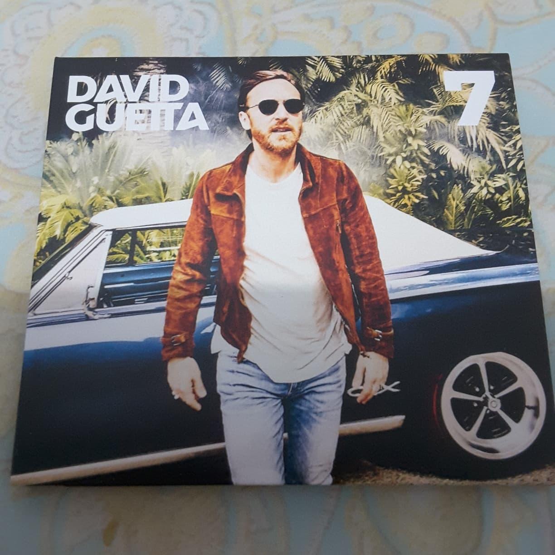 Jual CD David Guetta 7 Import Original - Tango Shop