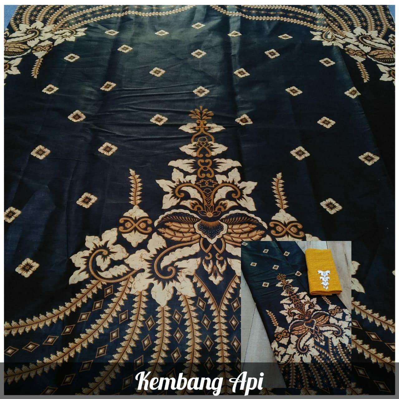 BELI Kain Batik printing HMT kembang api Katun Prima Satuan tnpa Embos d9b7ab39c0