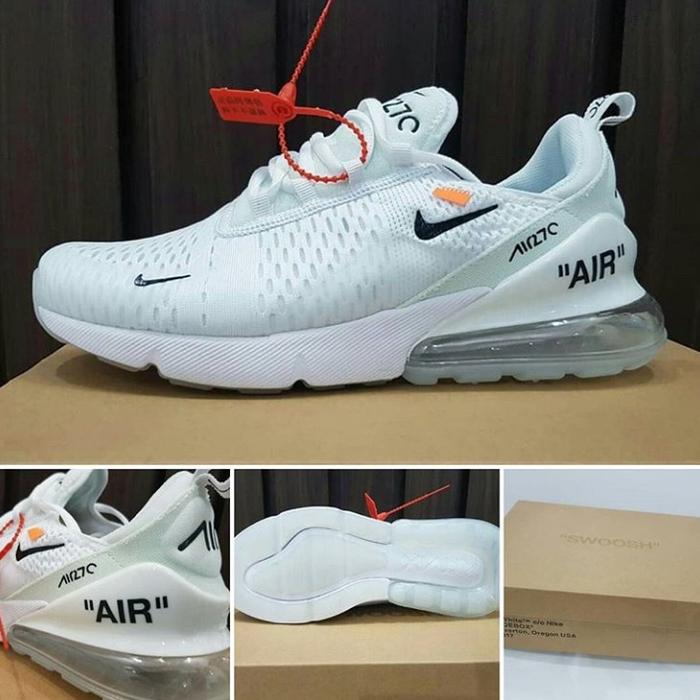 new products fa90a 6d436 Jual Sepatu Nike Airmax 270 Original Nike Air Max 270 Original - Kab.  Bekasi - zahroonshop | Tokopedia