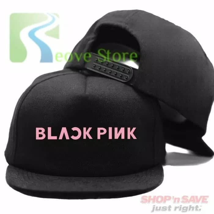 DISKON TOPI BASEBALL SNAPBACK TRUCKER blackpink plain d8dba5fda1