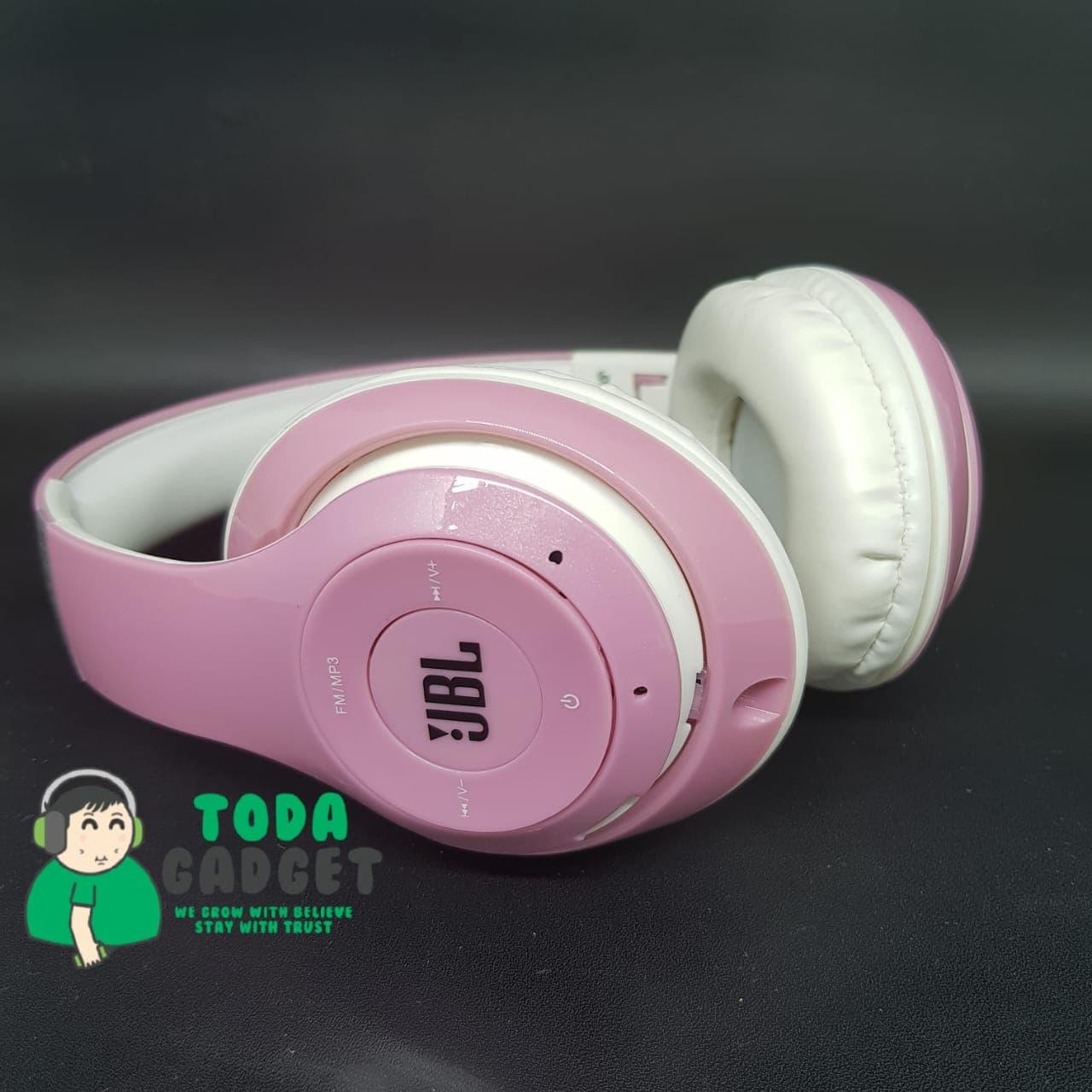 c778a854aff Jual HEADPHONE JBL-010s Pink - - Kota Sukabumi - todagadget17 ...