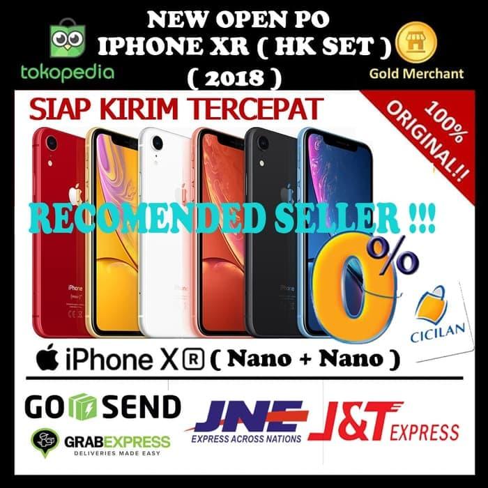 Jual Dualsim Esim Iphone Xr 64gb 64 Gb White Black Red