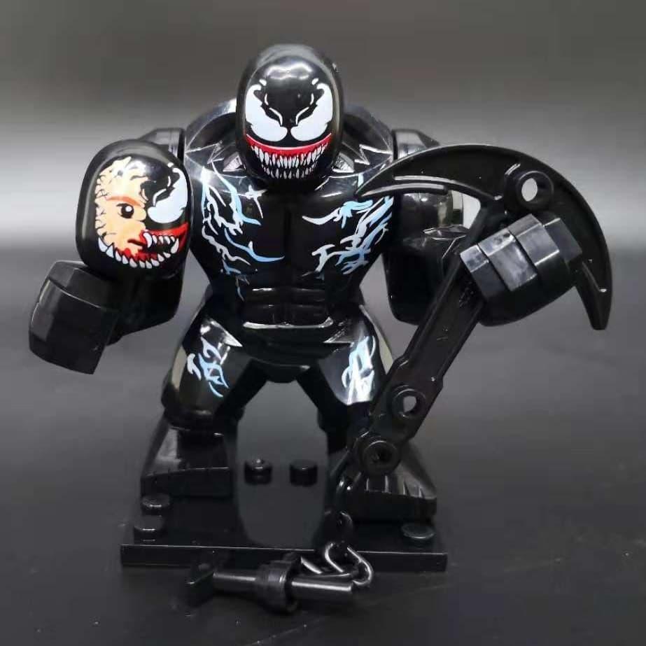 HEMAT NOT Lego minifigures venom carnage superheroes 27ccde92cf