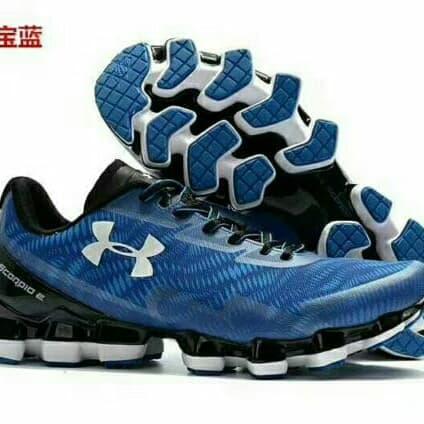 Jual sepatu olahraga pria basket voly lari mizuno scorpio - vp fashion ... 5f65778998