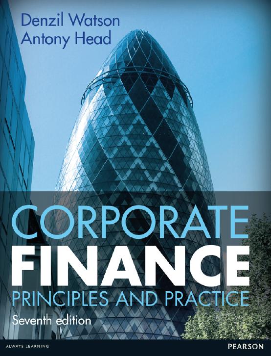 Corporate Finance Ebook